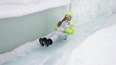 Финал городского турнира Золотая ледянка в Томске