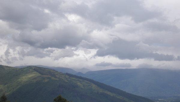 Эквадор, архивное фото