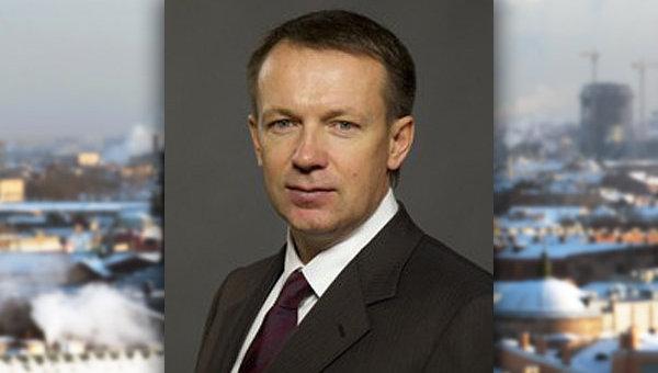 Вице-губернатор Санкт-Петербурга Сергей Козырев