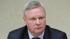 Заместитель министра иностранных дел России Владимир Титов. Архивное фото