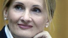Председатель комитета по безопасности и противодействию коррупции Государственной Думы РФ Ирина Яровая