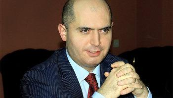 Министр образования и науки Армении Армен Ашотян. Архивное фото