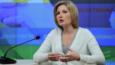 Заместитель председателя думского комитета по вопросам семьи, женщин и детей Ольга Баталина. Архивное фото