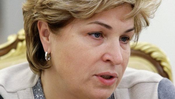 Первый замминистра финансов России Татьяна Нестеренко. Архивное фото