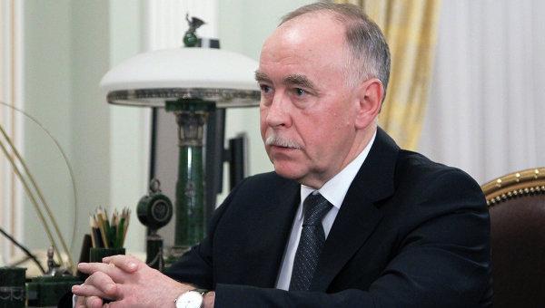 Председатель Государственного антинаркотического комитета, директор ФСКН России Виктор Иванов. Архив