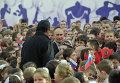 """В.Путин посетил центр образования """"Самбо-70"""""""