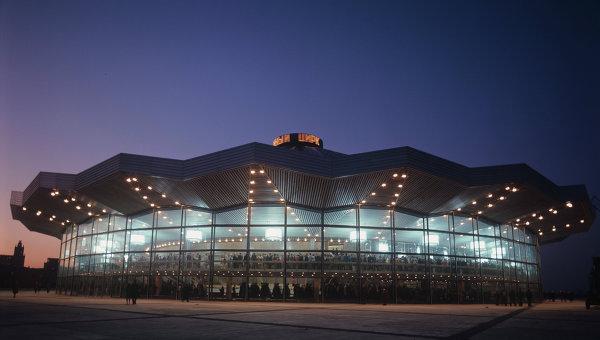 Большой Московский государственный цирк на проспекте Вернадского, архивное фото