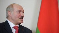Президент Республики Белоруссия Александр Лукашенко. Архив
