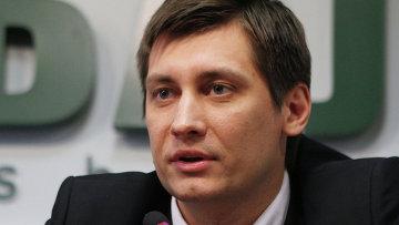 Депутат Госдумы Дмитрий Гудков. Архивное фото