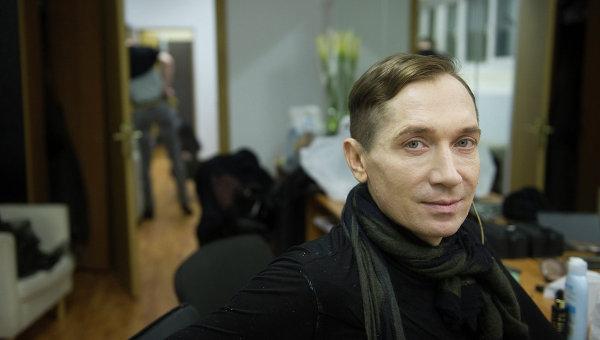 Художник Влад Мамышев-Монро. Архив