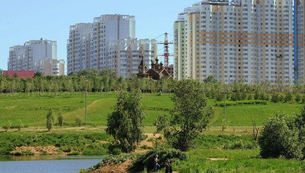 Новостройки столицы. Архив