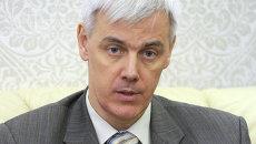Руководитель Департамента региональной безопасности города Москвы Алексей Майоров
