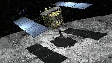 Зонд Хаябуса-2. Архивное фото