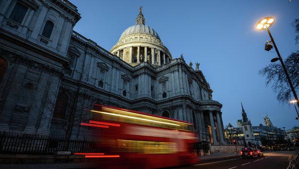 Собор святого Павла в Лондоне. Архивное фото