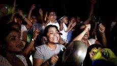В Венесуэле прошли демонстрации сторонников Энрике Каприлеса