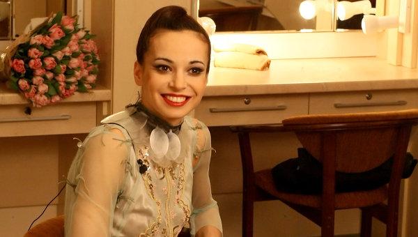 мария воробьева фото балерина