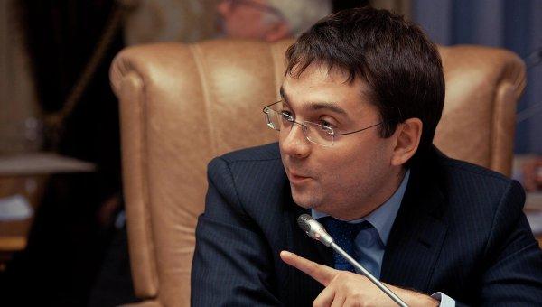Исполнительный директор некоммерческого партнерства ЖКХ Развитие Андрей Чибис. Архивное фото