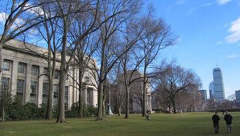 Кампус Технологического института штата Массачусетс (MIT) в Бостоне. Архивное фото
