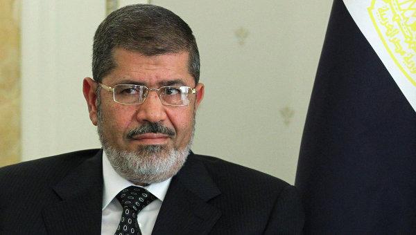 Мухаммед Мурси. Архивное фото