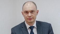 Начальник департамента информационной политики мэрии Новосибирска Сергей Нешумов