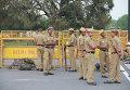 Район Ворот Индии (India Gate) закрыт для посещения