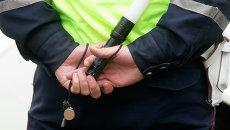 Полицейский ДПС