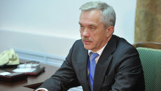 Глава Белгородской области Евгений Савченко. Архивное фото
