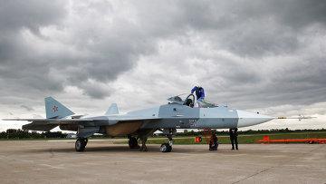 Основой для российско-индийского самолета послужит Т-50