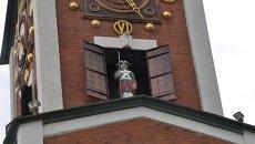 Городские часы Оренбурга