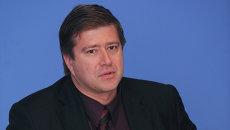 Министр юстиции РФ Александр Коновалов в агентстве РИА Новости