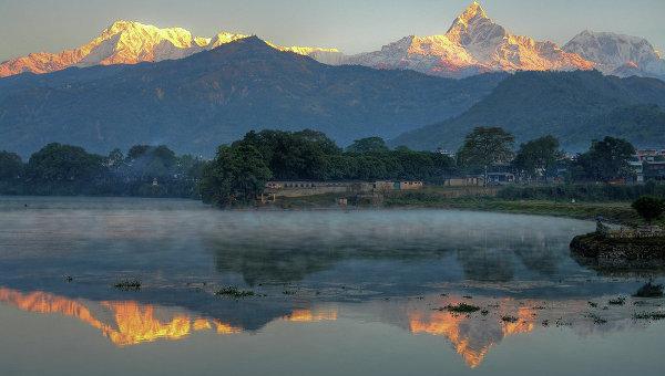 Горы в Непале. Архивное фото