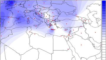 Генетические следы минойской цивилизации в ДНК современных народов Европы