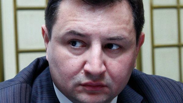 Председатель правления Росбанка Владимир Голубков