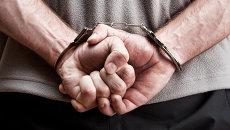 Арест. Архивное фото