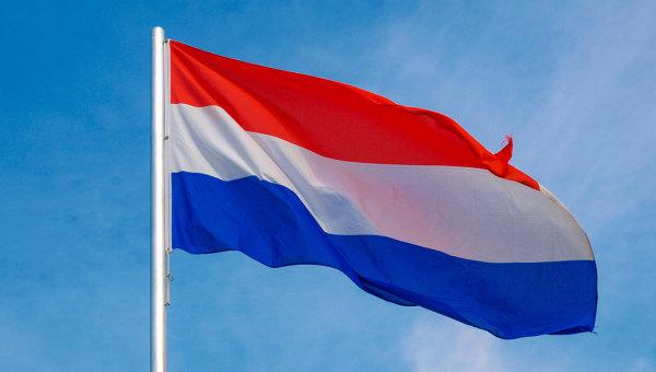 Флаг Люксембурга. Архивное фото