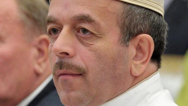 Уполномоченный по правам человека в Чеченской Республике Нурди Нухажиев. Архивное фото