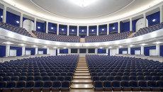 Зал Московского музыкального академического театра имени Станиславского и Немировича-Данченко