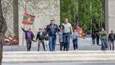 День пограничника в Новосибирске