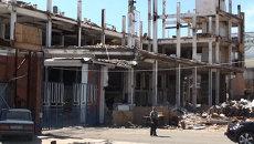 Черкизовский рынок после закрытия