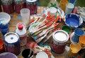 Cоциальная акция Чудо-лавка на фестивале новой культуры Арт-Овраг в Выксе