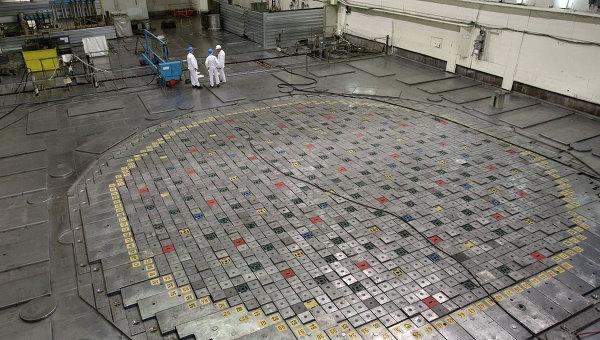 Ядерный реактор. Архив