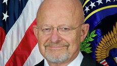 Директор национальной разведки США Джеймс Клэппер. Архивное фото