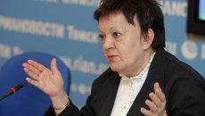 Уполномоченный по правам человека в Томской области Нелли Кречетова