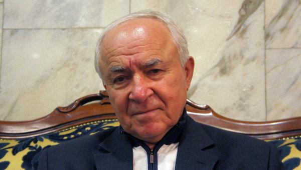 Председатель Научного совета по торпедному оружию Шамиль Алиев