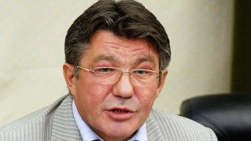 Председатель Комитета Совета Федерации по обороне и безопасности Виктор Озеров . Архивное фото