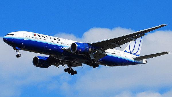 В Сиднее после столкновения с птицей экстренно сел самолет United Airlines