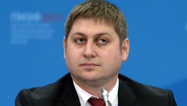 Заместитель министра экономического развития РФ Олег Фомичев. Архивное фото