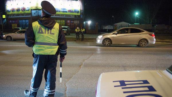 Рейд ГИБДД по выявлению нетрезвых водителей