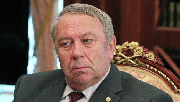 Глава РАН Владимир Фортов. Архивное фото