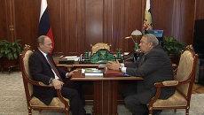 Путин объяснил главе РАН, почему нельзя отложить решение о реформе академии